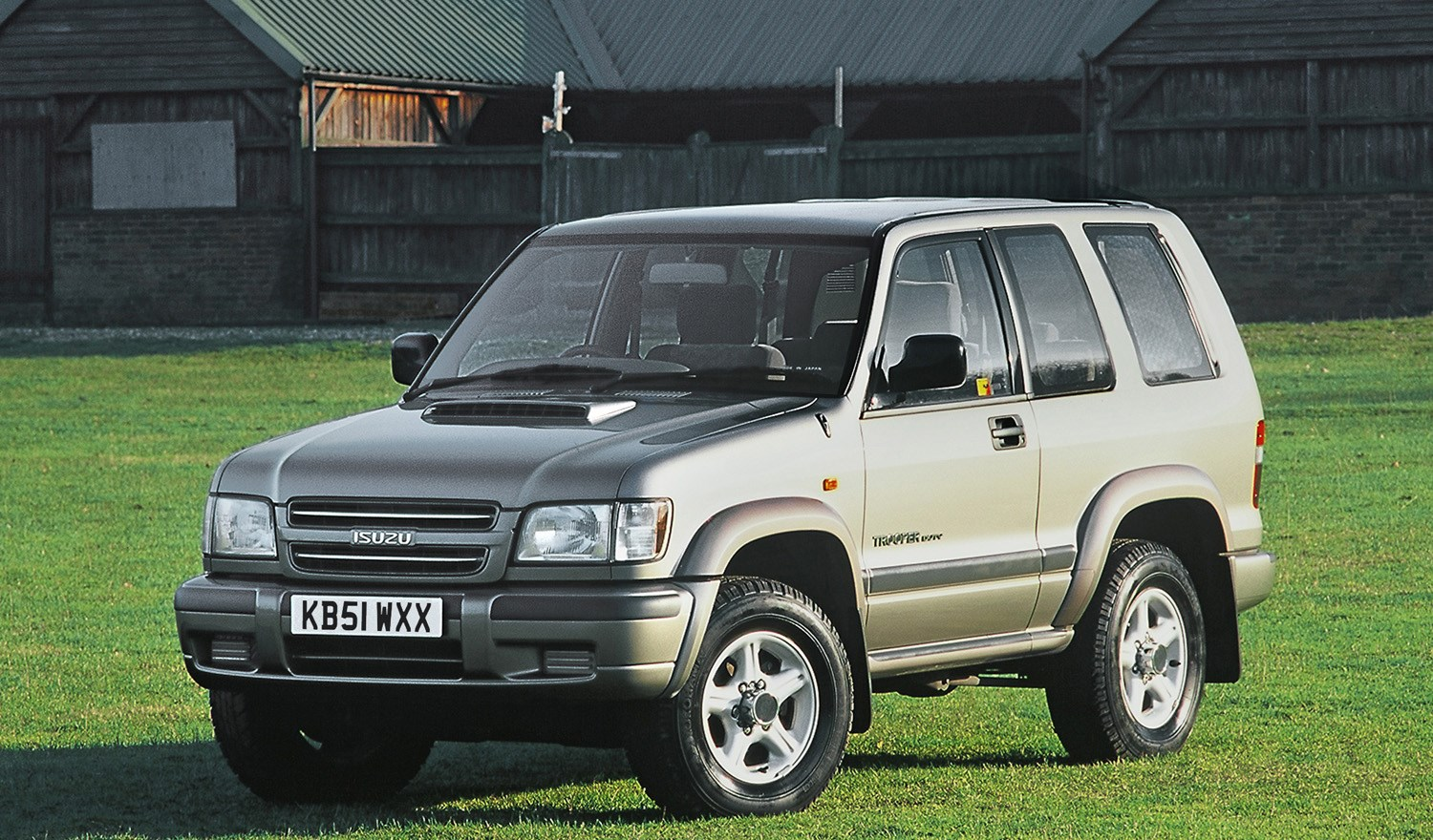 Isuzu Trooper Station Wagon Review 1992 2003 Parkers