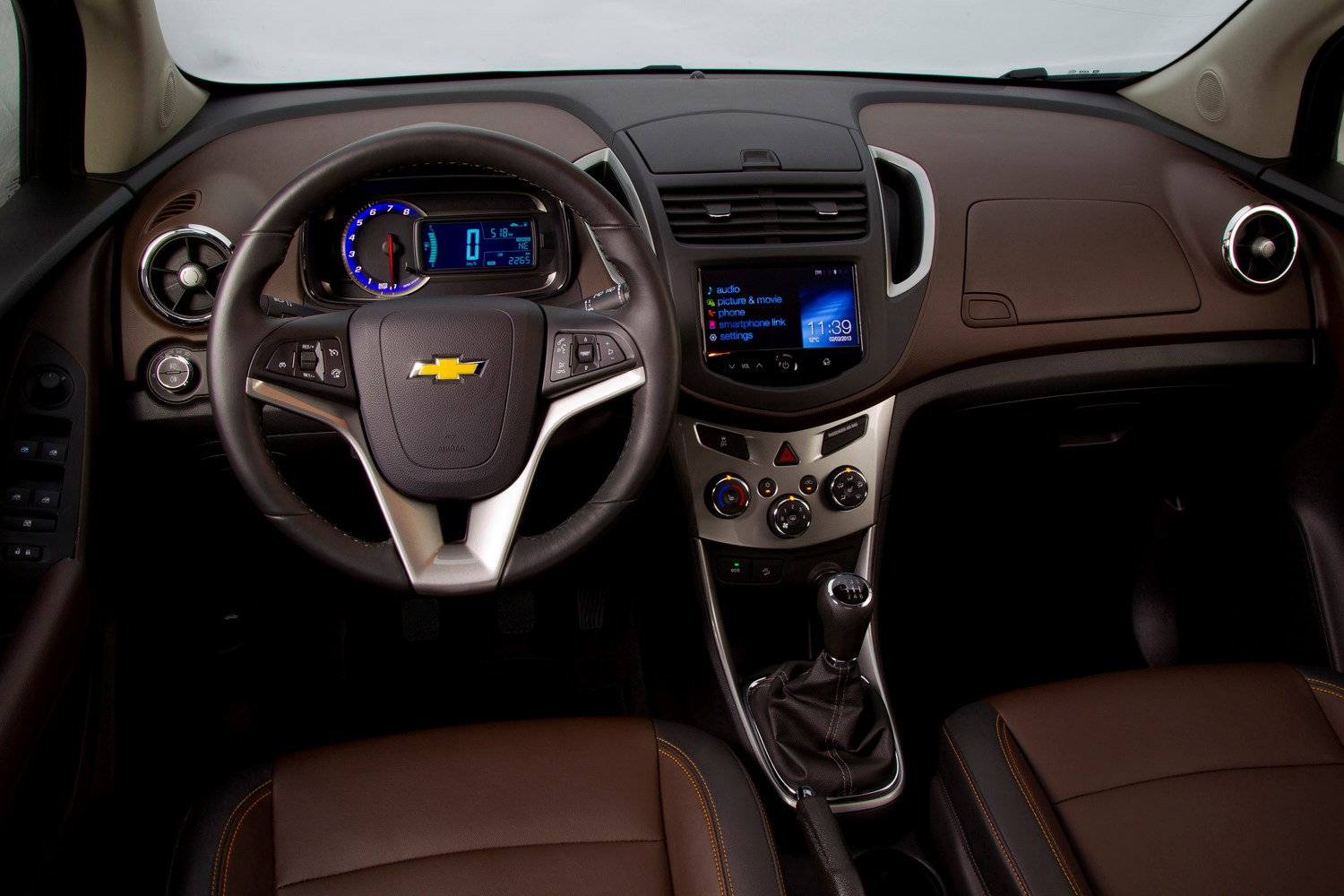 Chevrolet Trax Hatchback Review (2013 - 2015) | Parkers