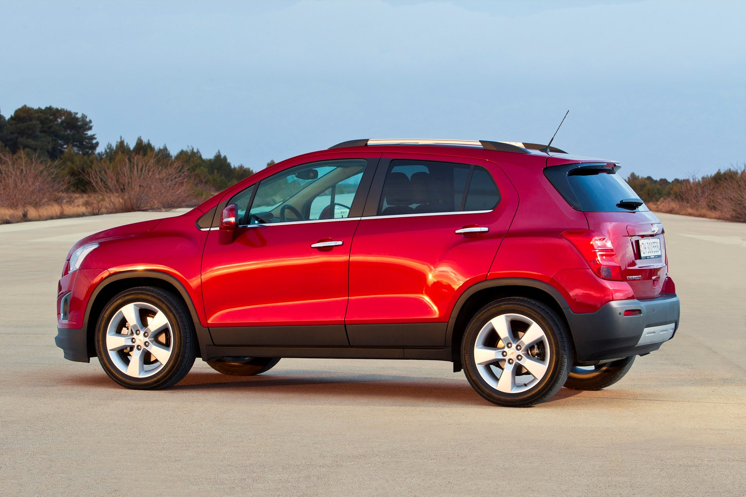 Used Chevrolet Trax Hatchback 2013 2015 Practicality