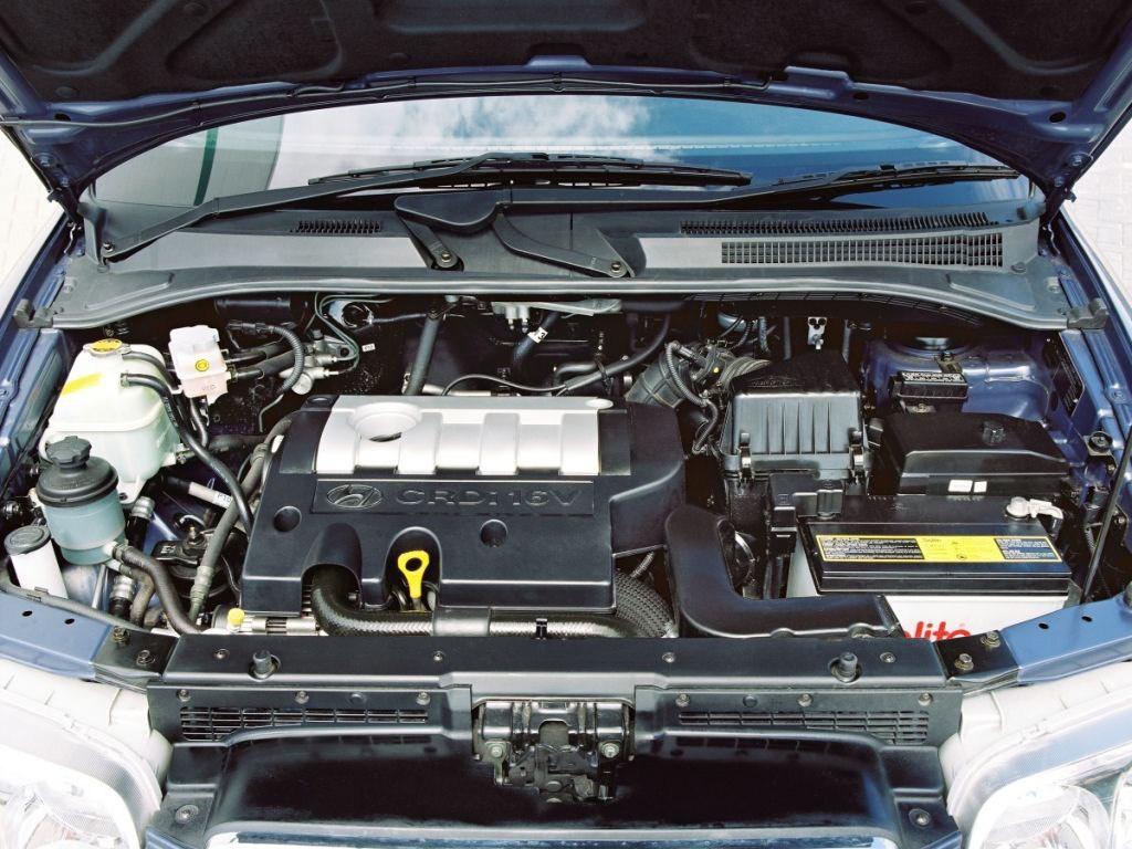 Hyundai Trajet Estate 2000 2006 Rivals Parkers