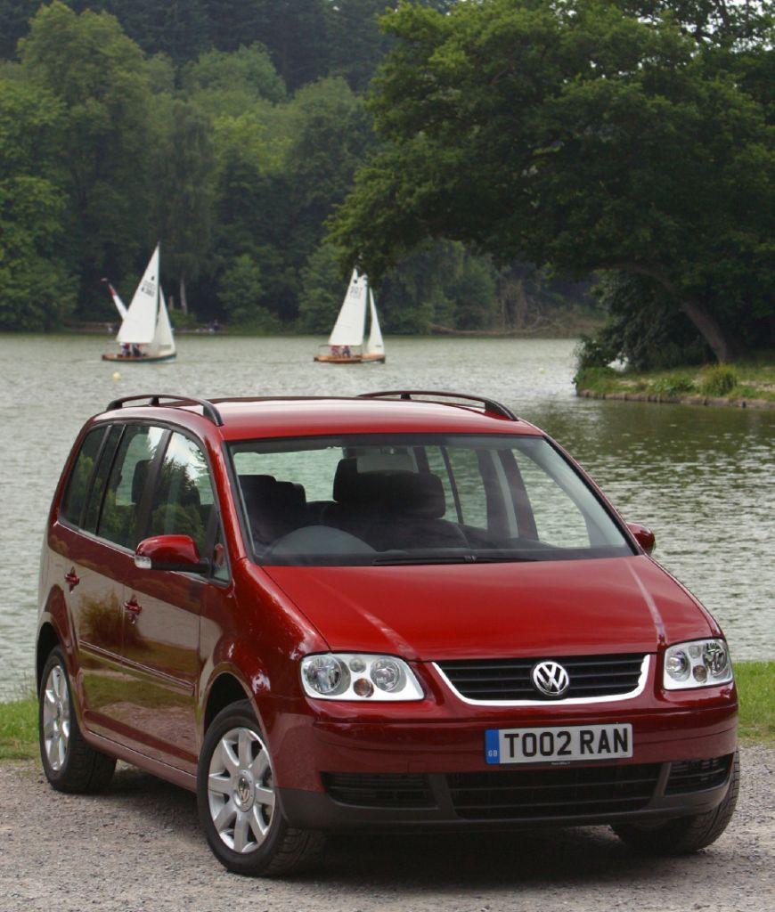 Volkswagen Touran Estate Review (2003 - 2010)