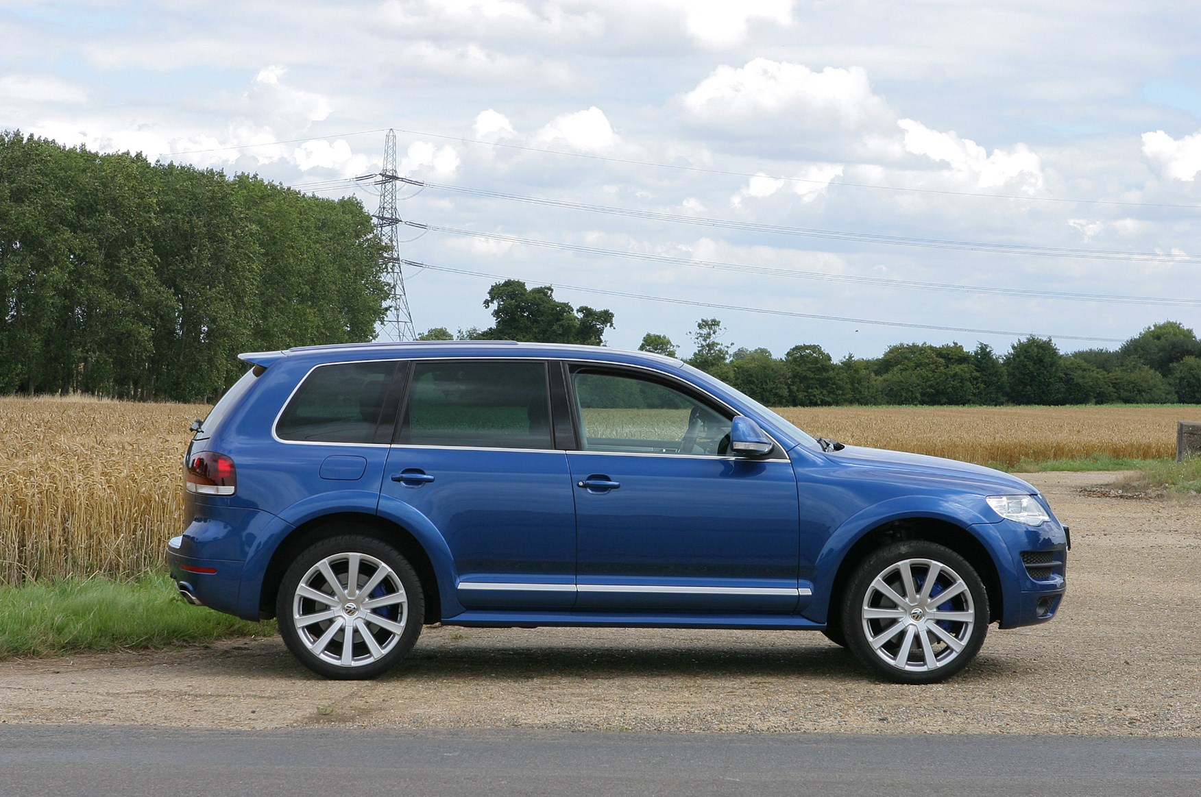 Used Volkswagen Touareg R50 2008 2009 Review Parkers