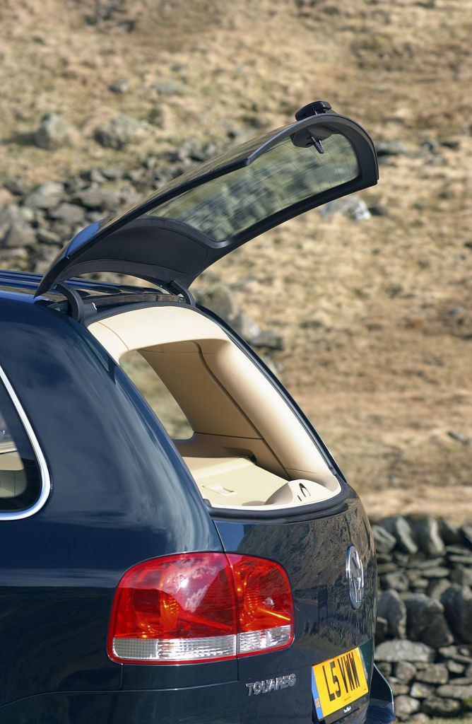 Used Volkswagen Touareg Estate (2003 - 2009) Review | Parkers