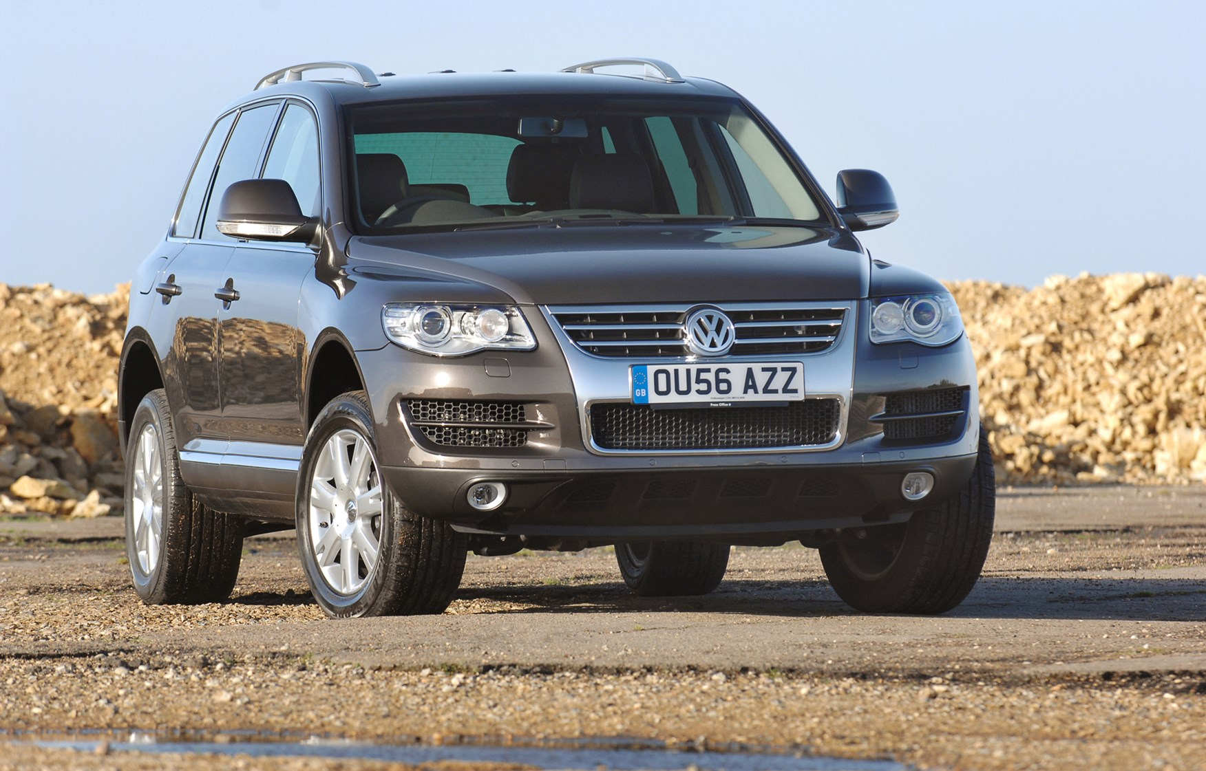 Volkswagen touareg estate review 2003 2009 parkers fandeluxe Choice Image
