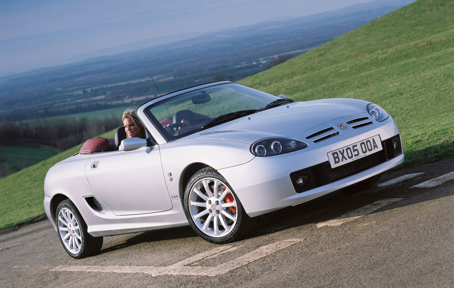 Mg Tf Convertible Review 2002 2005 Parkers