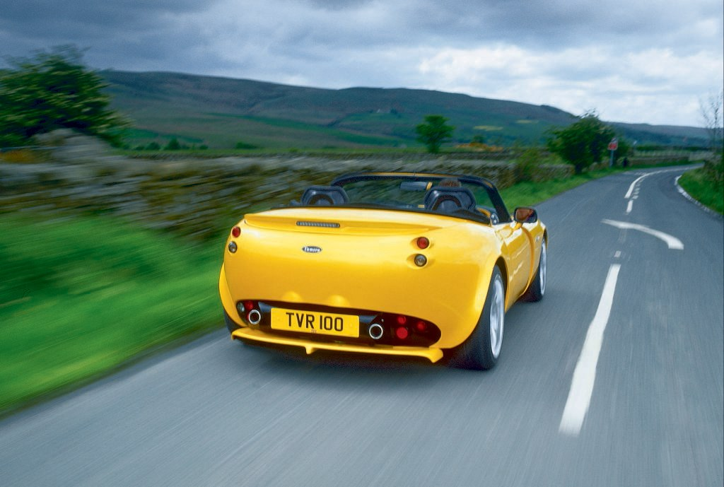 TVR Tamora Convertible Review (2001 - 2007) | Parkers