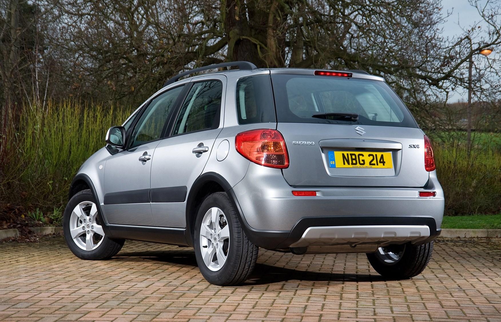 Used Subaru Impreza Hatchback >> Used Suzuki SX4 Hatchback (2006 - 2014) Review | Parkers