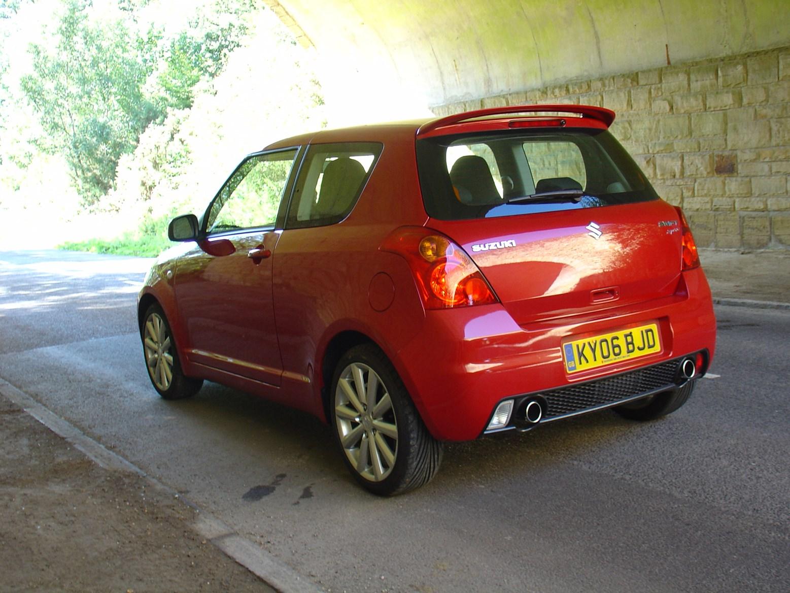 Used Suzuki Swift Sport (2006 - 2011) MPG   Parkers