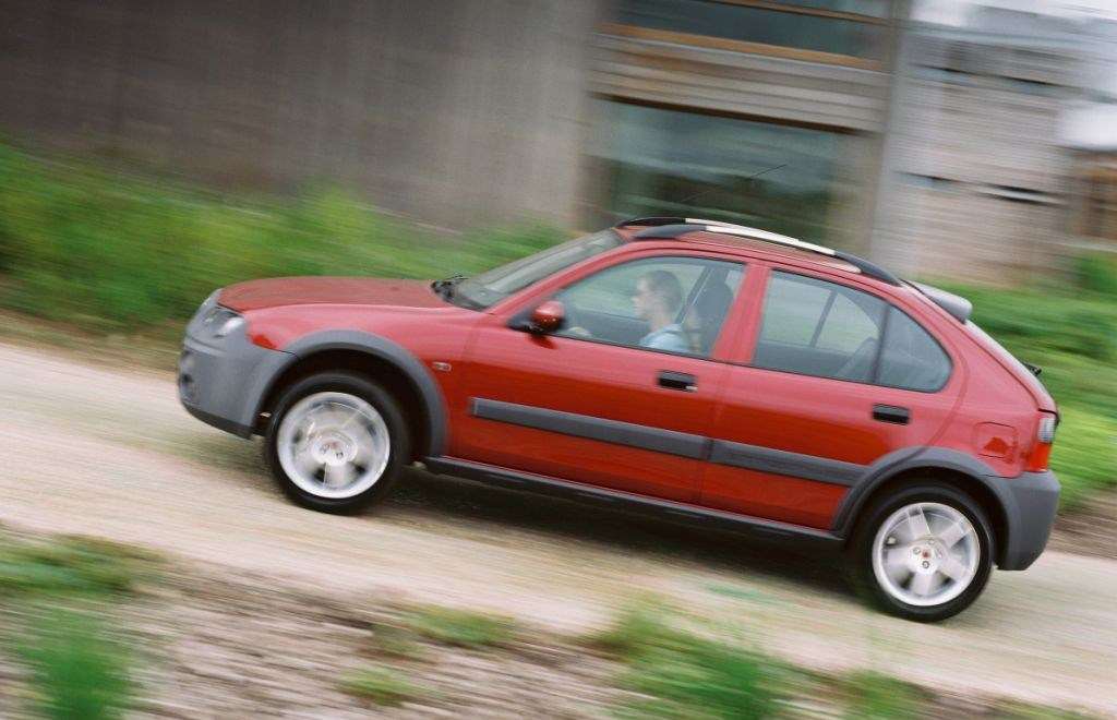 Rover Streetwise Hatchback Review 2003 2005 Parkers