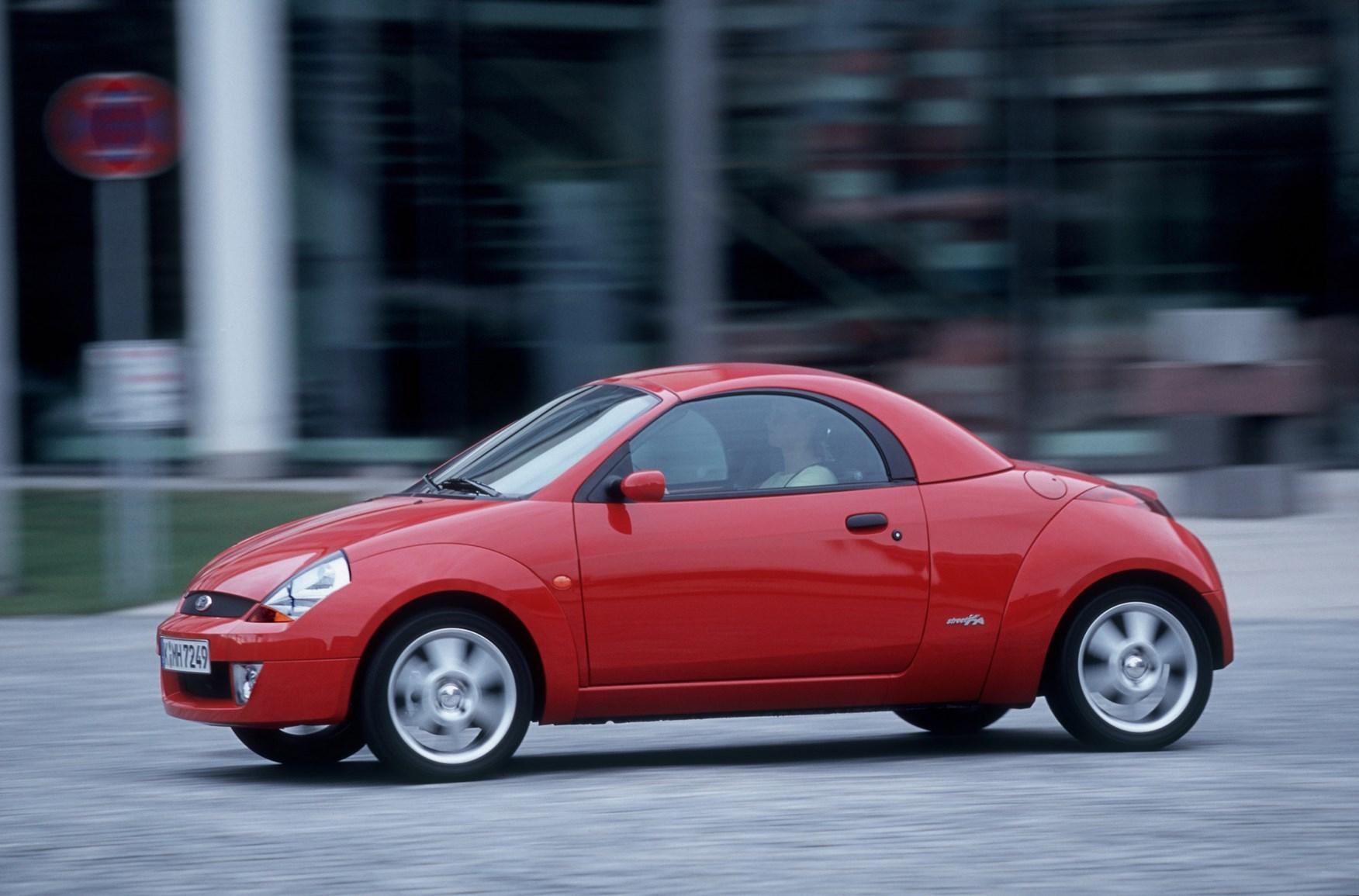 Ford streetka roadster review 2003 2006 parkers - Interior car detailing cincinnati ...