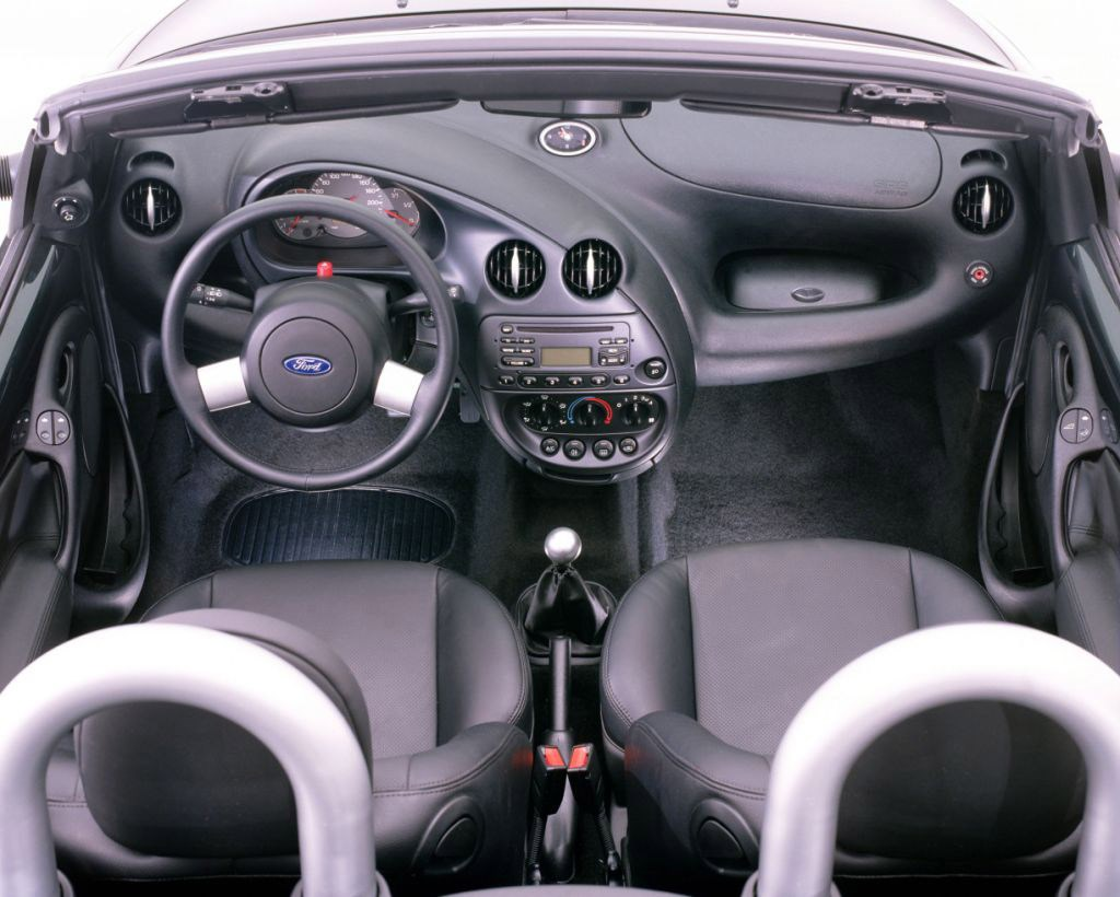 ford streetka roadster review 2003 2006 parkers. Black Bedroom Furniture Sets. Home Design Ideas