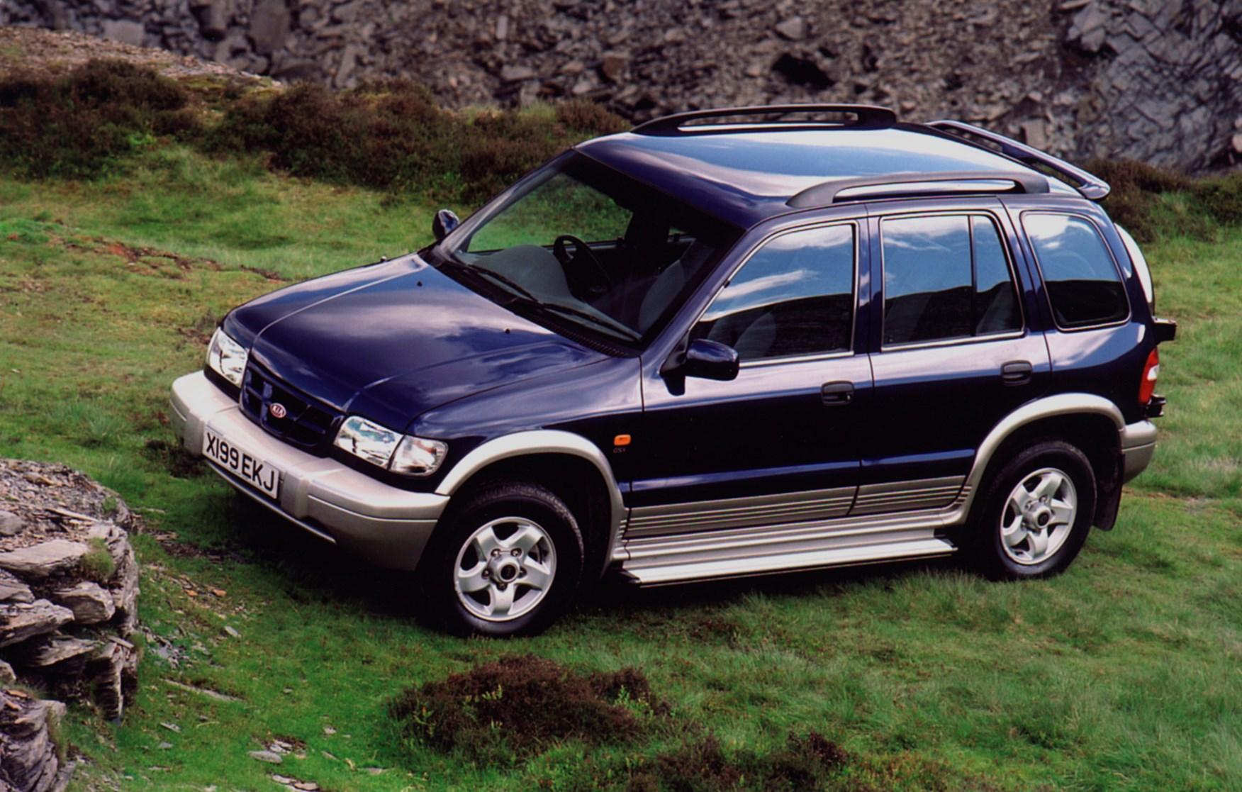 Kia Sportage Estate Review (1995 - 2003)