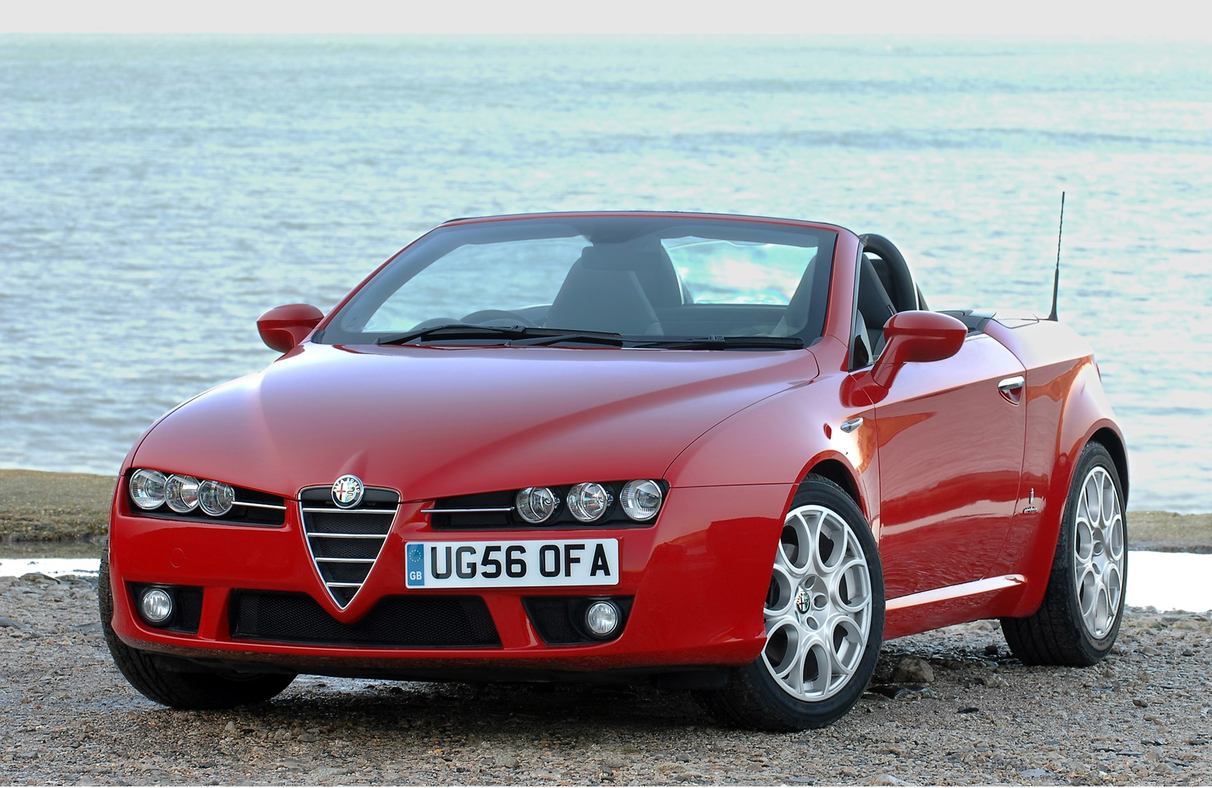 """37 cards in collection """"Alfa Romeo Spider"""" of user DySp0 in Yandex"""