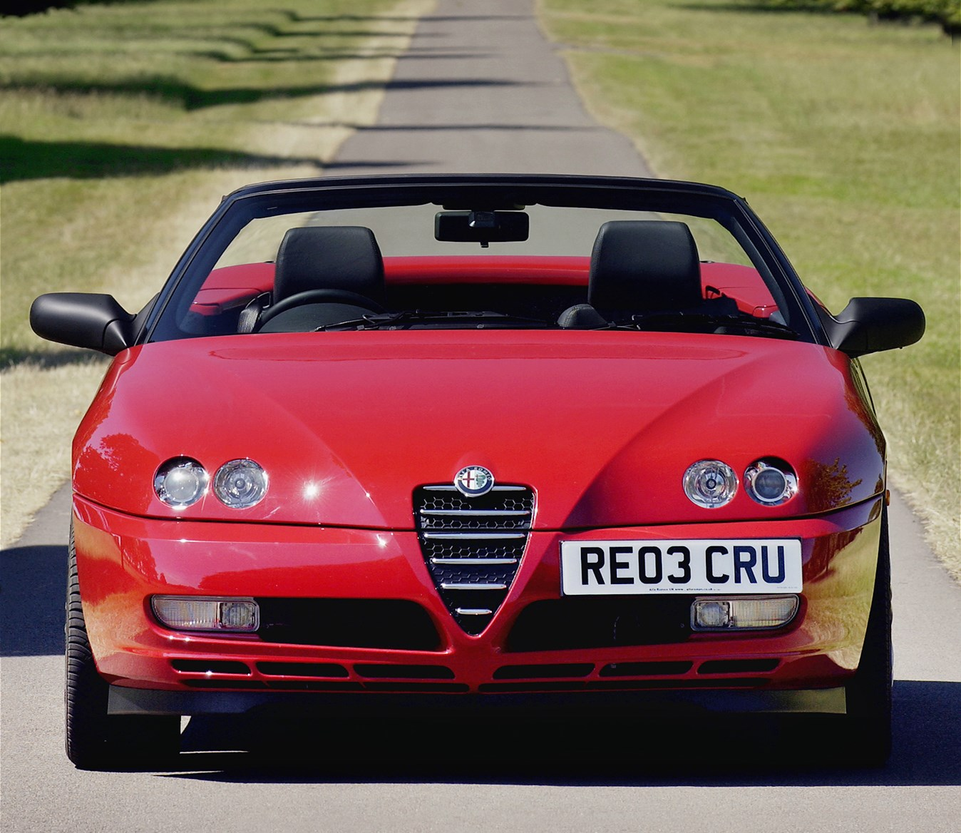 alfa romeo spider convertible review (1996 - 2004) | parkers