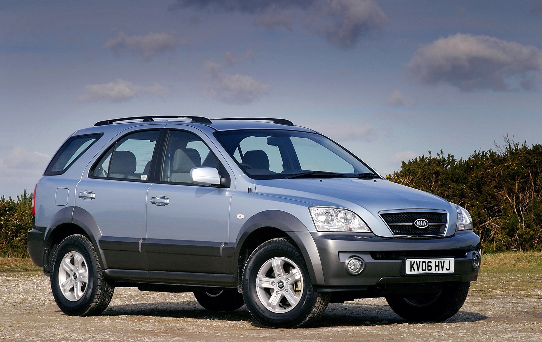 Kia Sorento Station Wagon Review (2003   2009) | Parkers