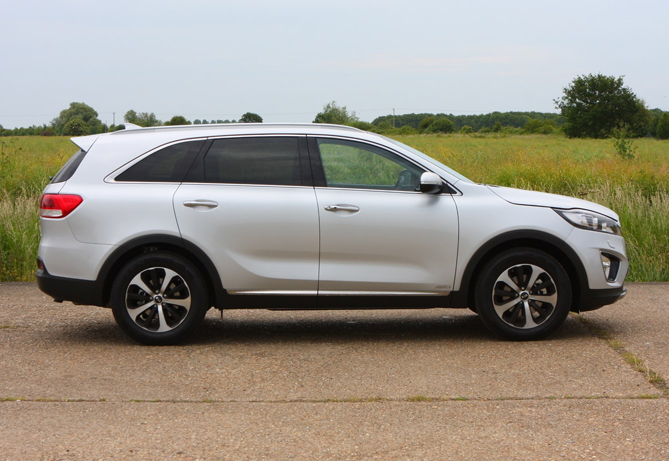 2019 Kia Sorento Reviews | Kia Sorento Price, Photos, and ...