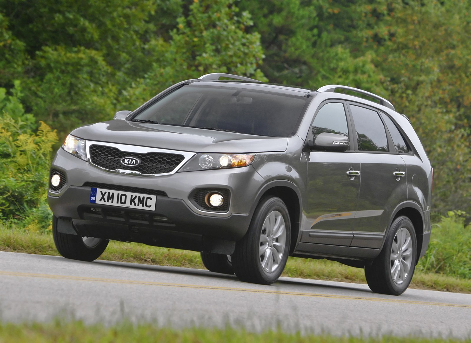 kia sorento estate review 2010 2014 parkers. Black Bedroom Furniture Sets. Home Design Ideas