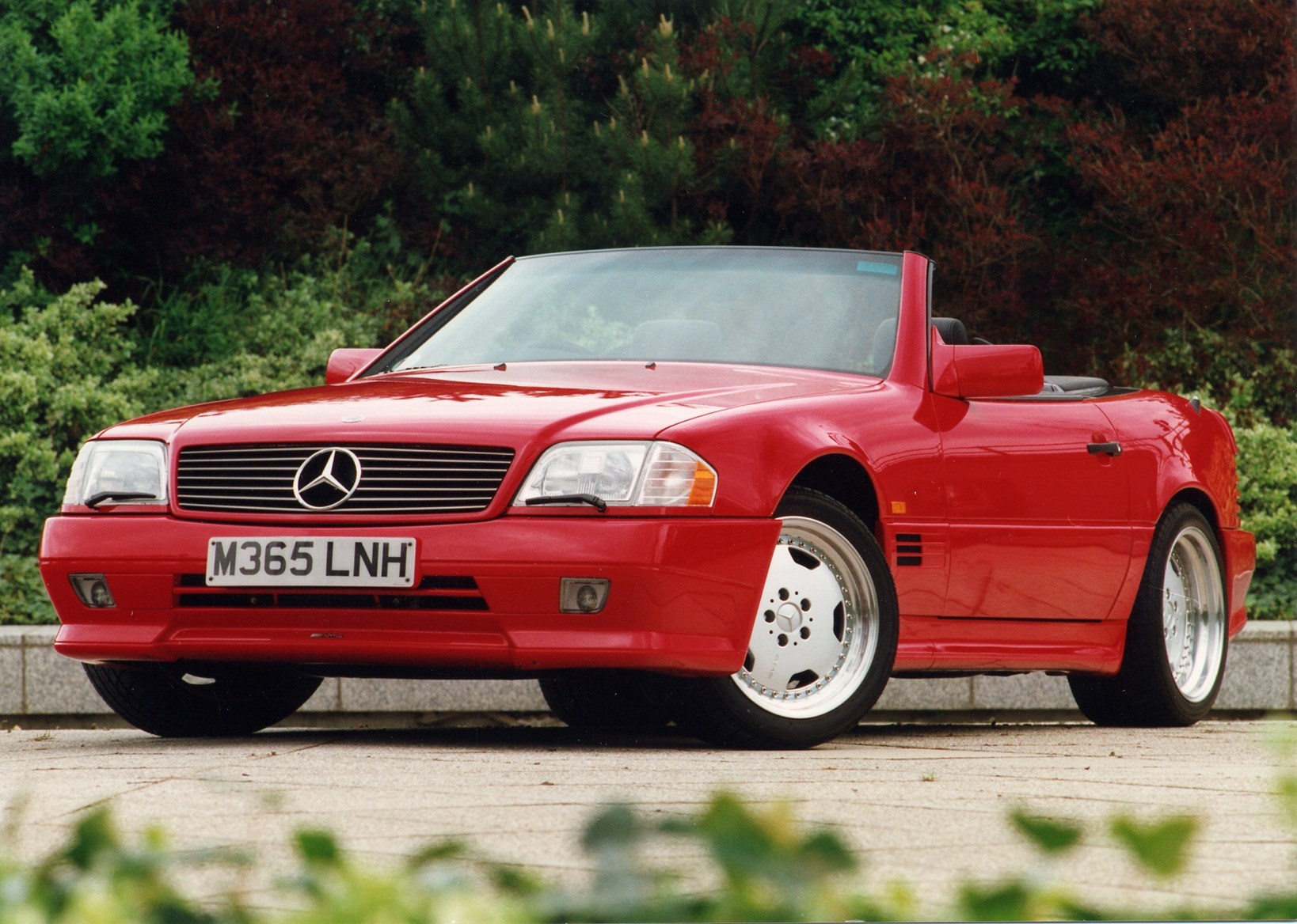 Mercedes benz sl class convertible review 1989 2002 for Mercedes benz sl class