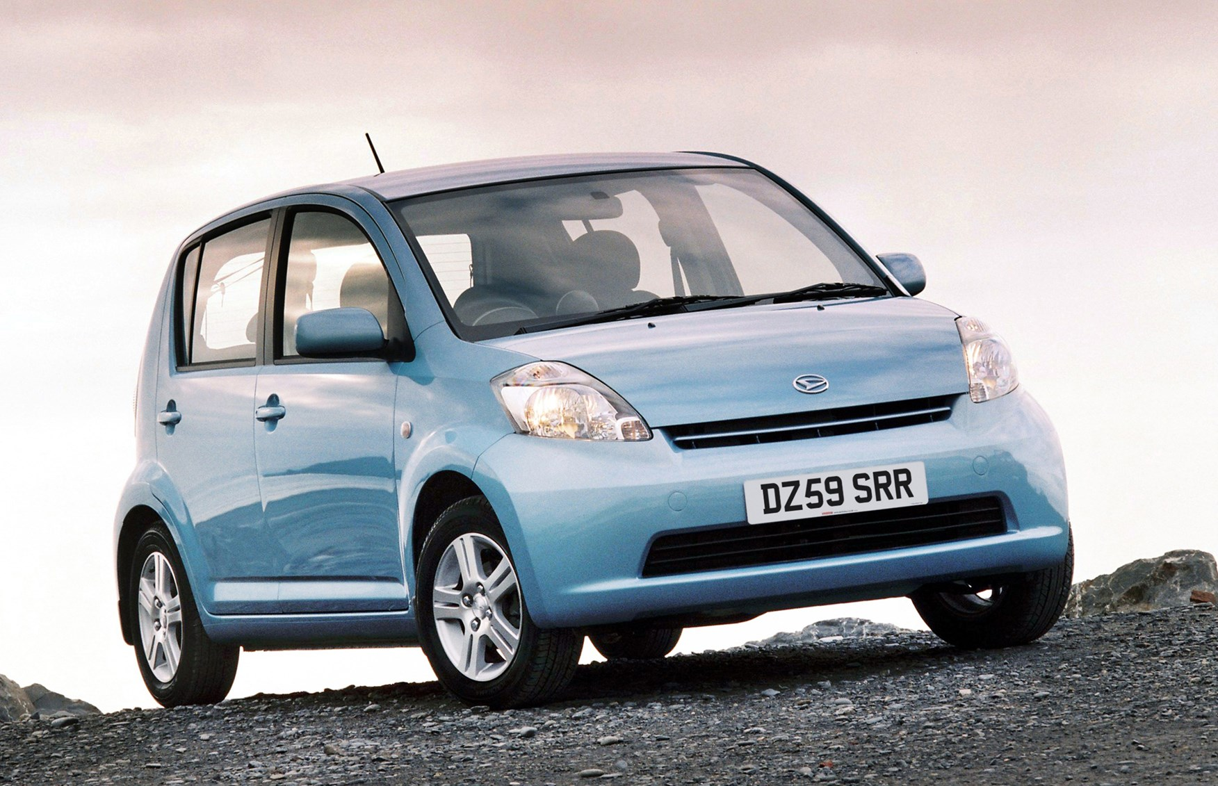 used daihatsu sirion hatchback (2005 2010) review parkers