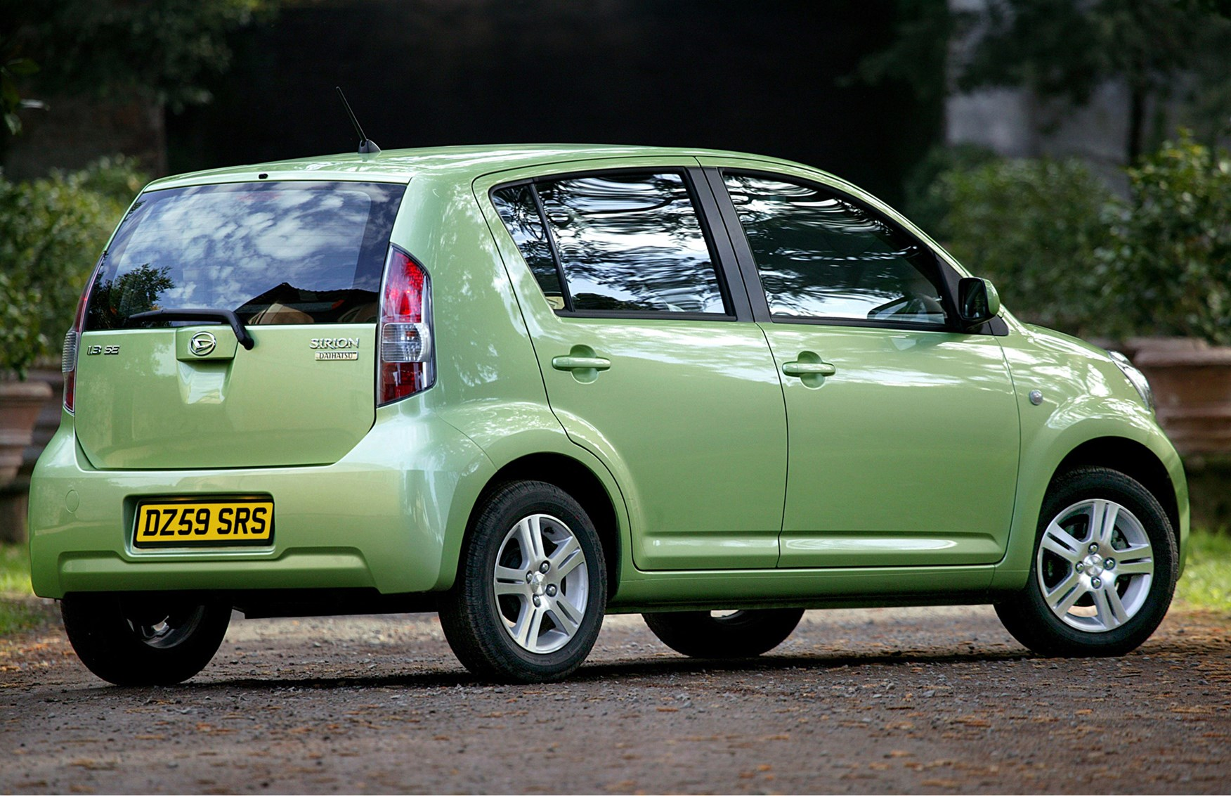 used daihatsu sirion hatchback (2005 2010) practicality parkershow much is it to insure?