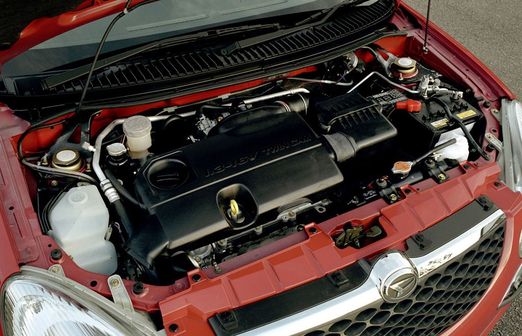 Used Daihatsu Sirion Hatchback (1998 - 2005) Engines | Parkers