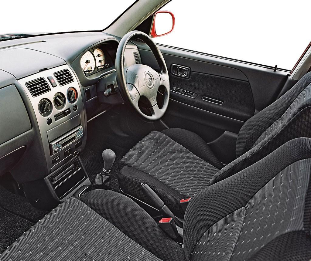 Daihatsu Sirion Hatchback Review (1998 - 2005)