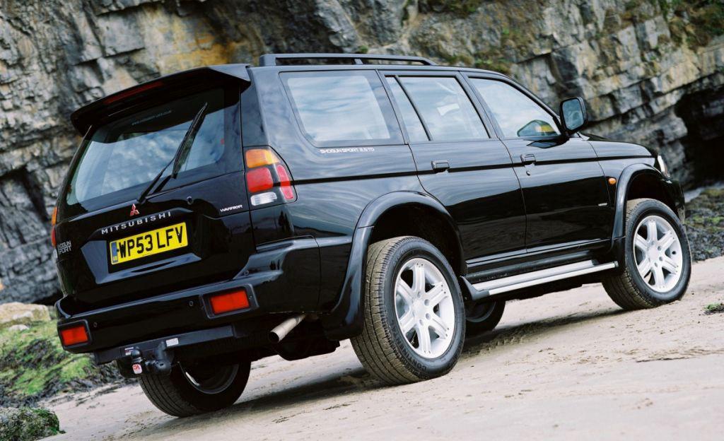Mitsubishi Shogun Sport Station Wagon Review (1998 - 2006)   Parkers
