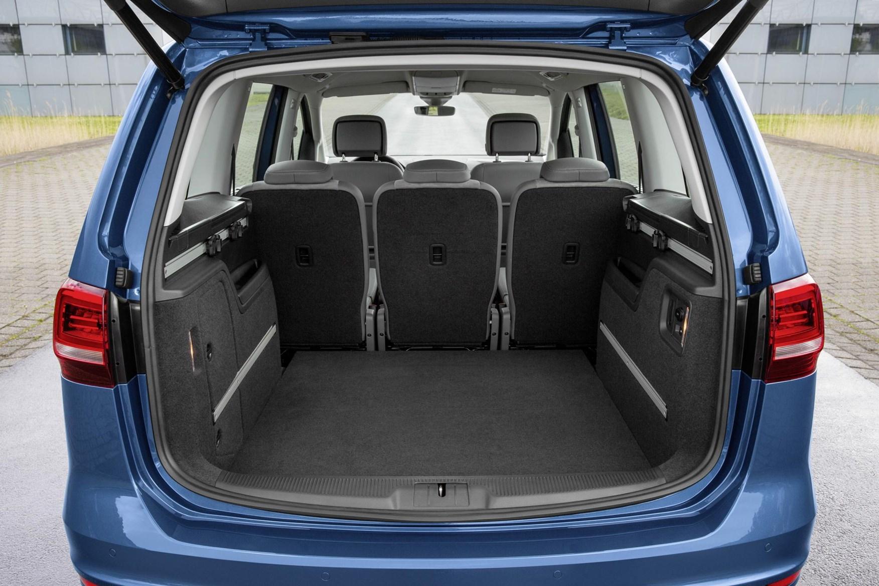 Volkswagen Sharan Estate Review (2010 - ) | Parkers