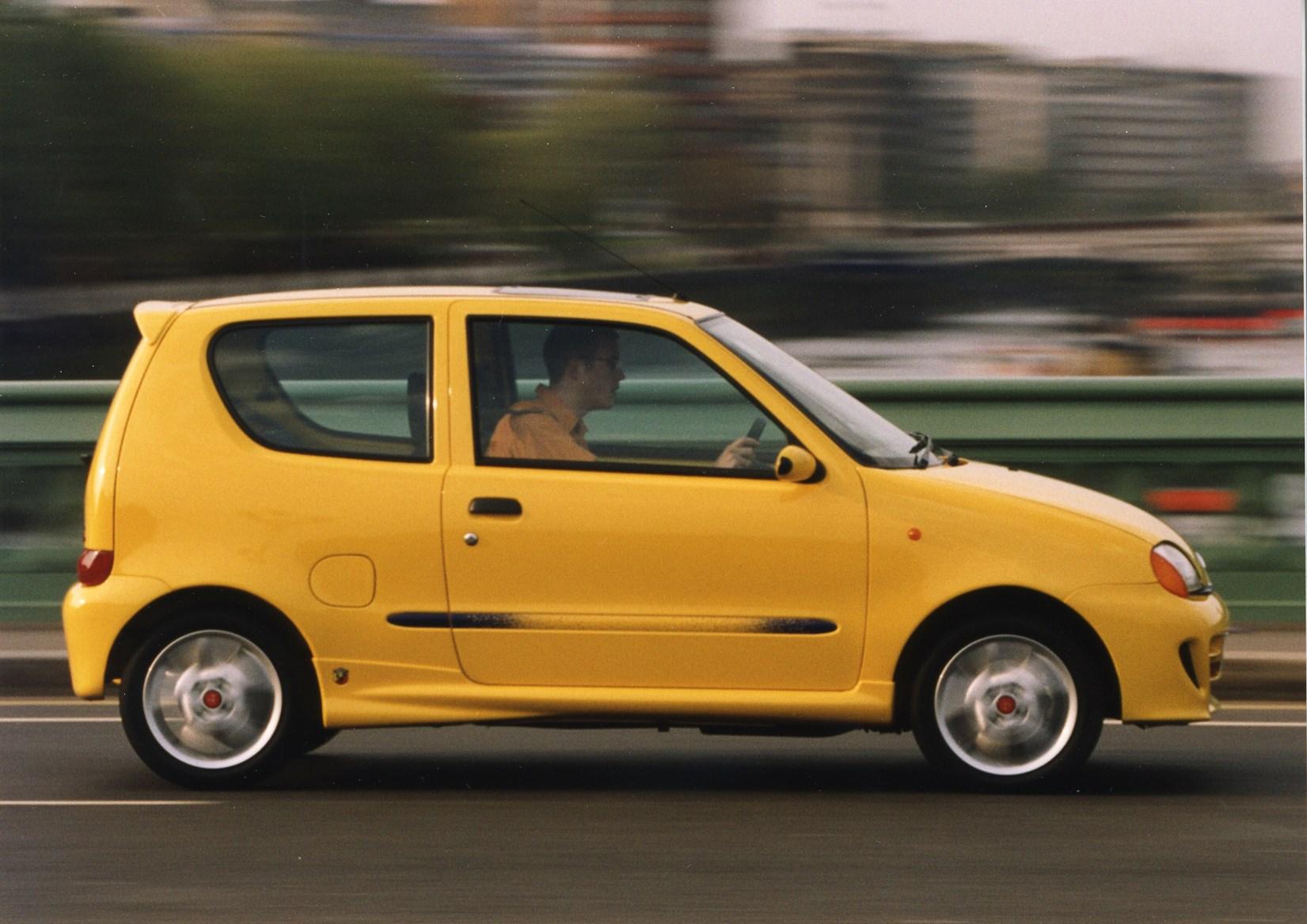 fiat seicento hatchback 1998 2004 running costs parkers. Black Bedroom Furniture Sets. Home Design Ideas