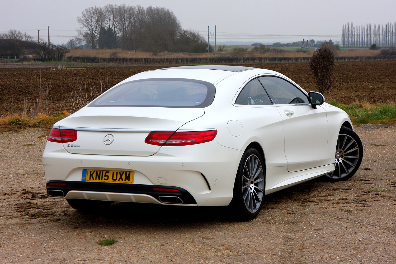 Mercedes benz s class coupe 2014 running costs parkers for Mercedes benz costs