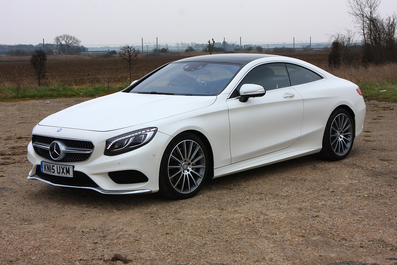 mercedes benz s class coupe review 2014 parkers. Black Bedroom Furniture Sets. Home Design Ideas