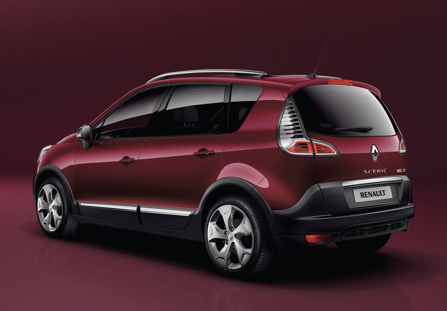 renault scenic xmod review 2013 2015 parkers. Black Bedroom Furniture Sets. Home Design Ideas