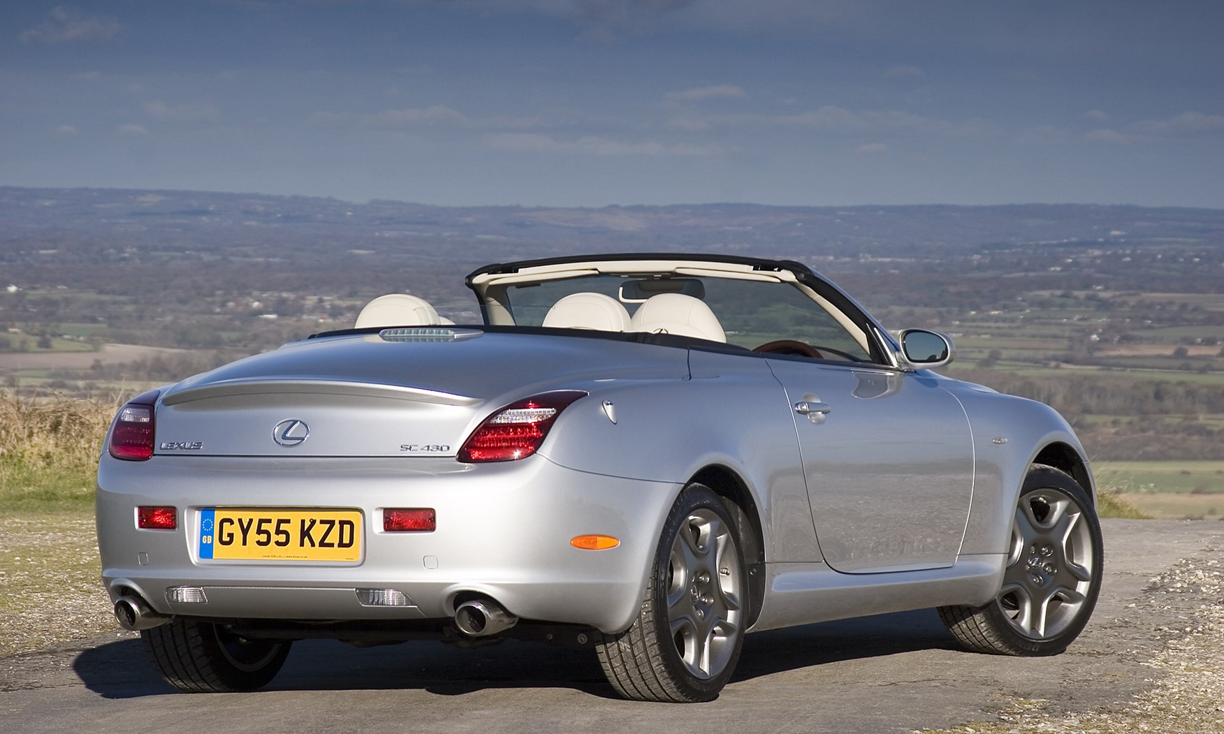 Lexus Sc Roadster Review 2001 2009 Parkers