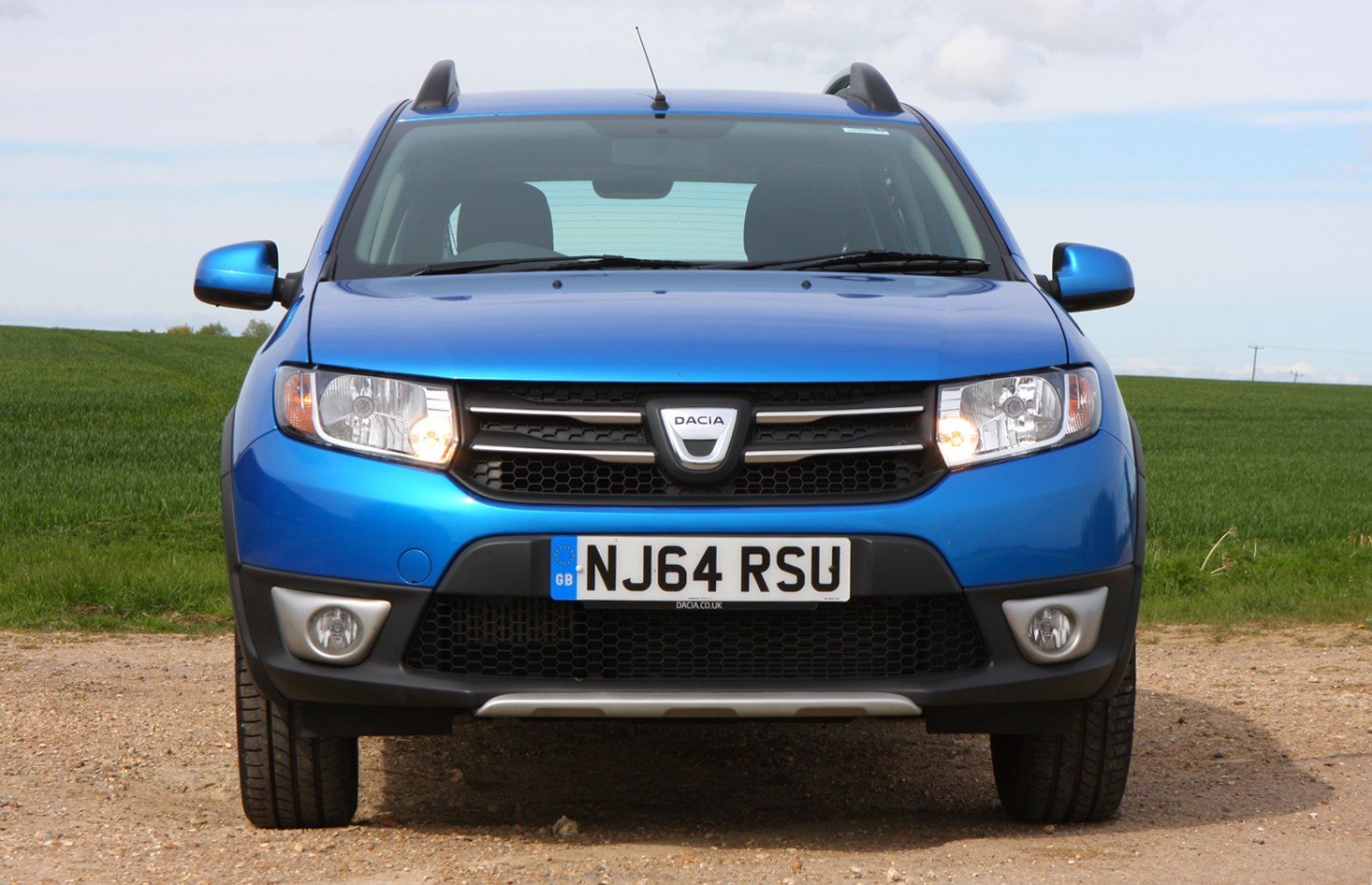 dacia sandero stepway review  2019