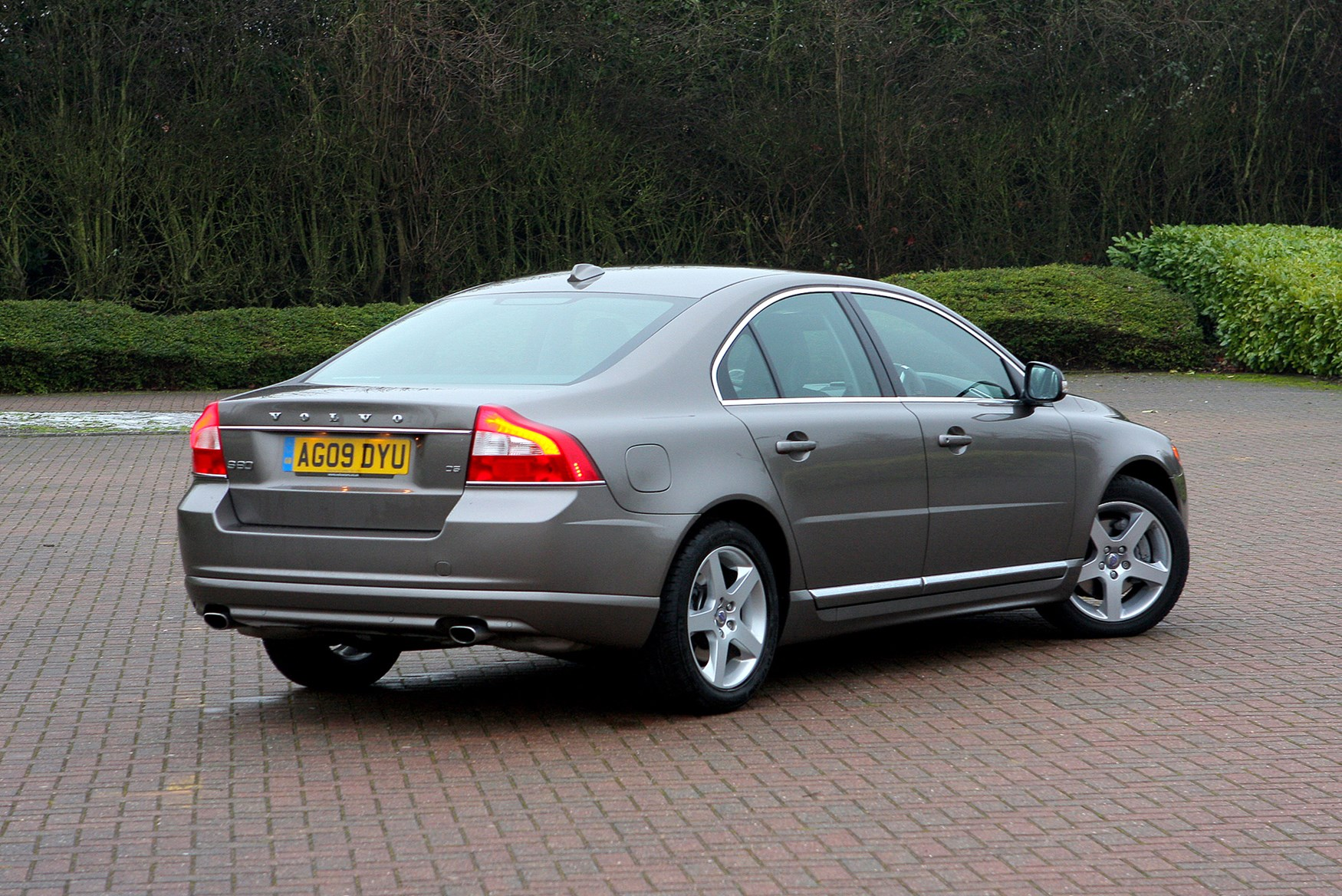 Volvo S80 Saloon Review (2006 - 2016) | Parkers