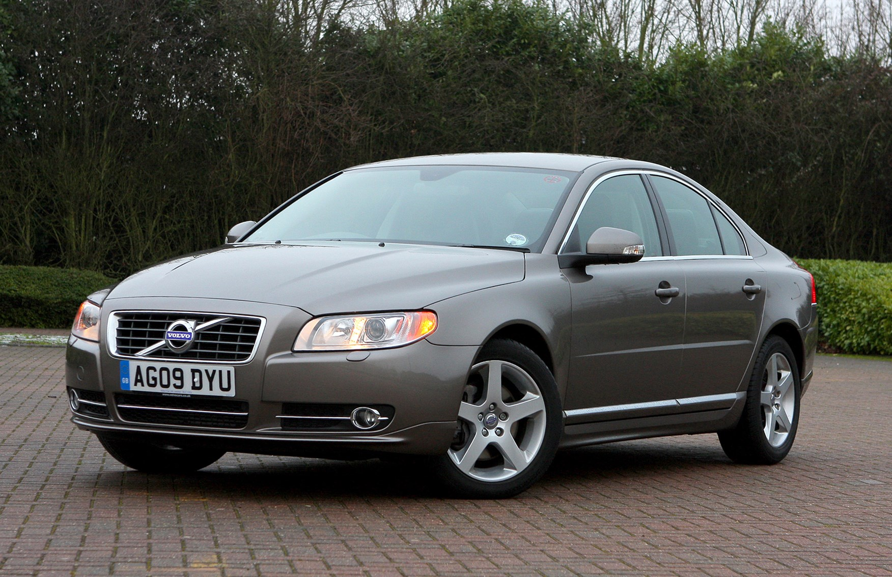 volvo s80 saloon review 2006 2016 parkers. Black Bedroom Furniture Sets. Home Design Ideas