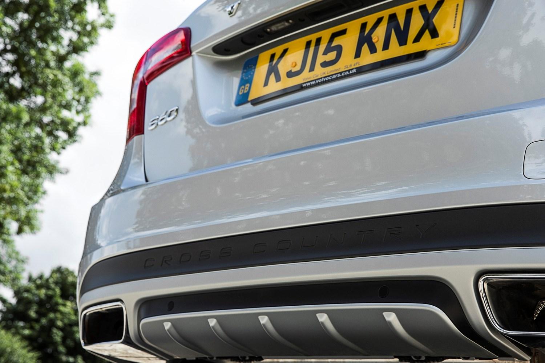 Volvo v60 cross country review 2015 parkers - Volvo V60 Cross Country Review 2015 Parkers 18