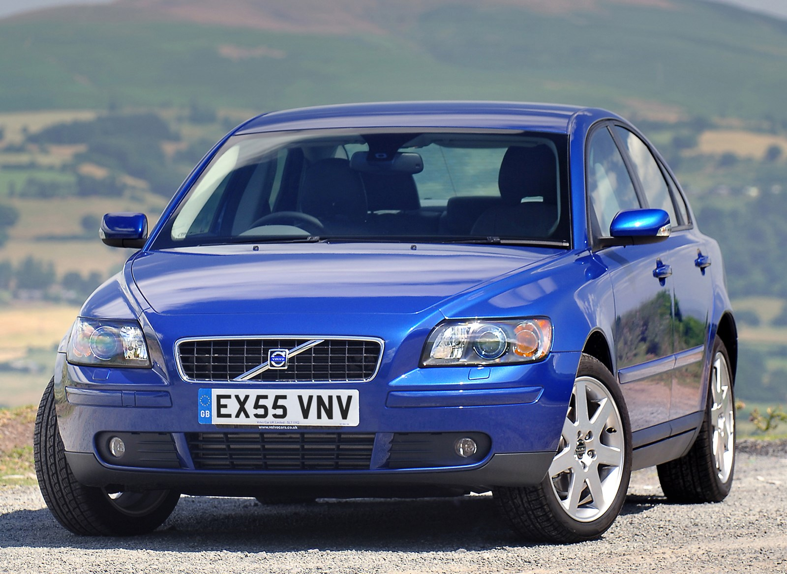 Volvo s40 parkers