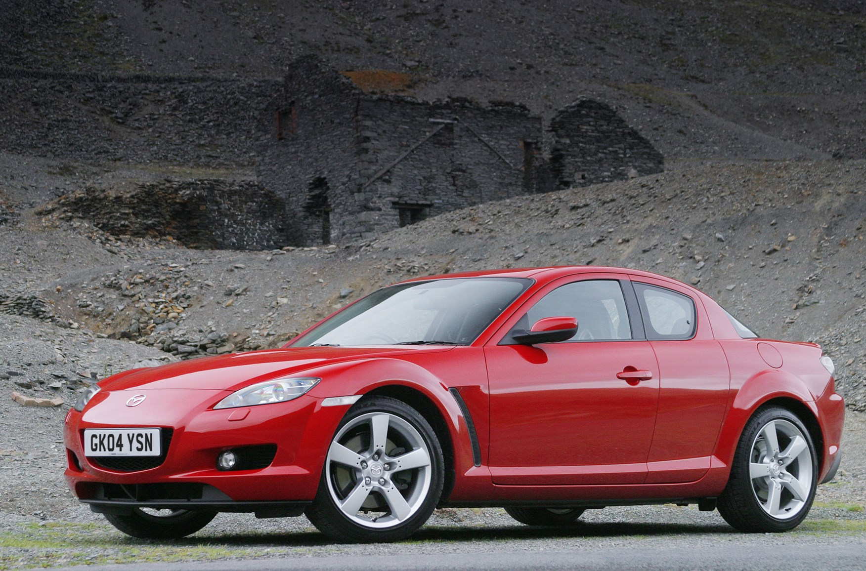 Mazda Rx 8 Coupe 2003 2010 Driving Performance Parkers