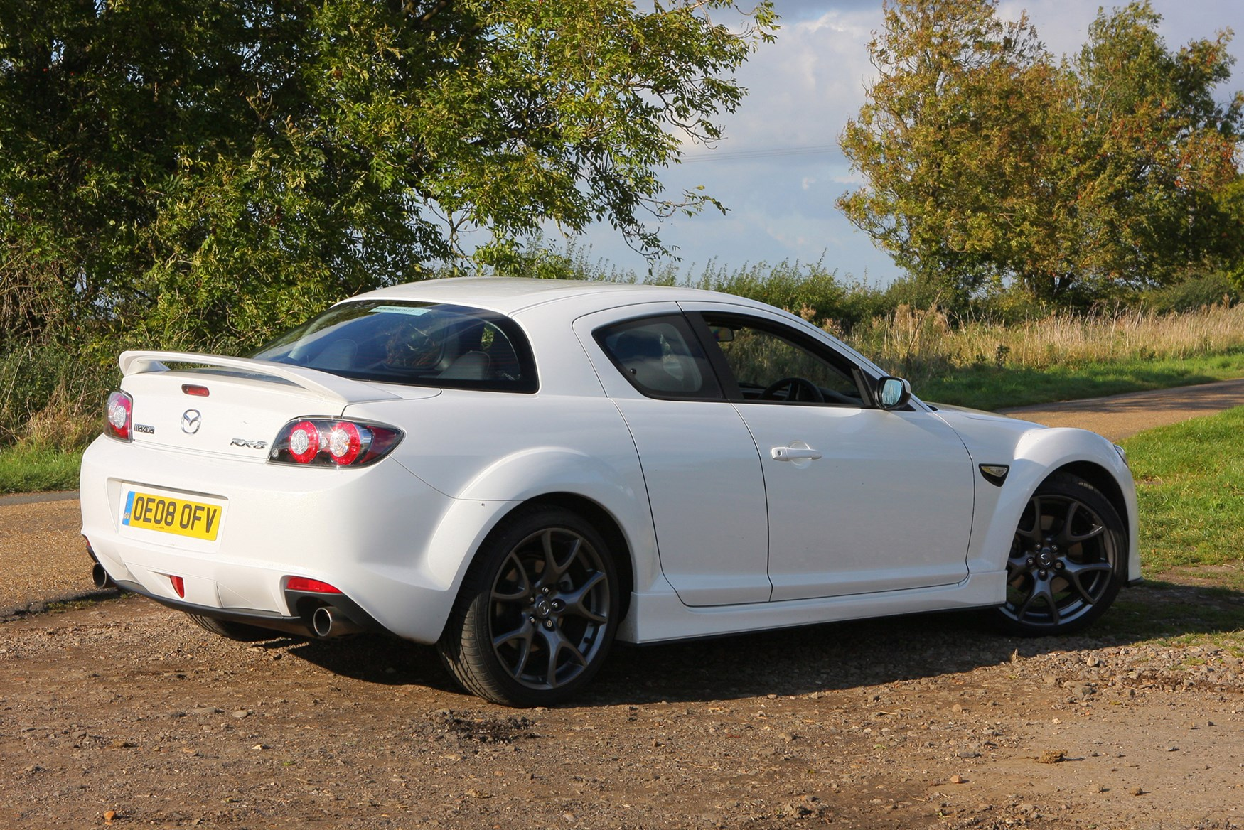 mazda rx 8 coupe review 2003 2010 parkers. Black Bedroom Furniture Sets. Home Design Ideas