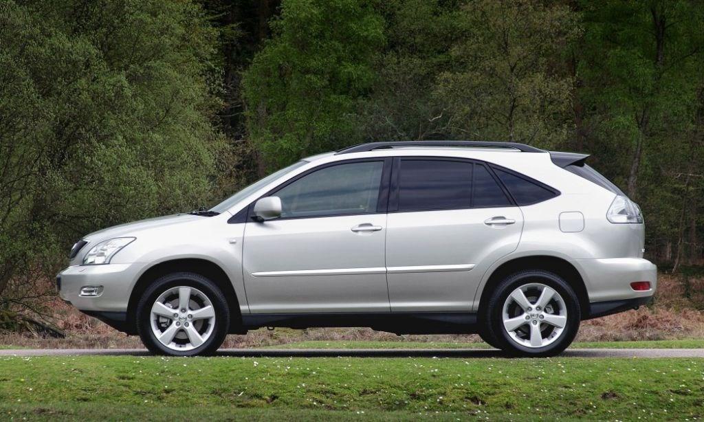 Lexus RX Estate Review (2003 - 2009) | Parkers