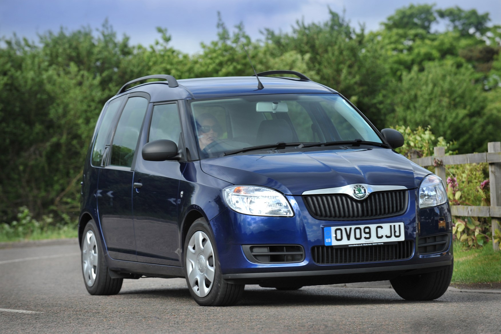 Used Skoda Roomster Hatchback 2006 2015 Review Parkers