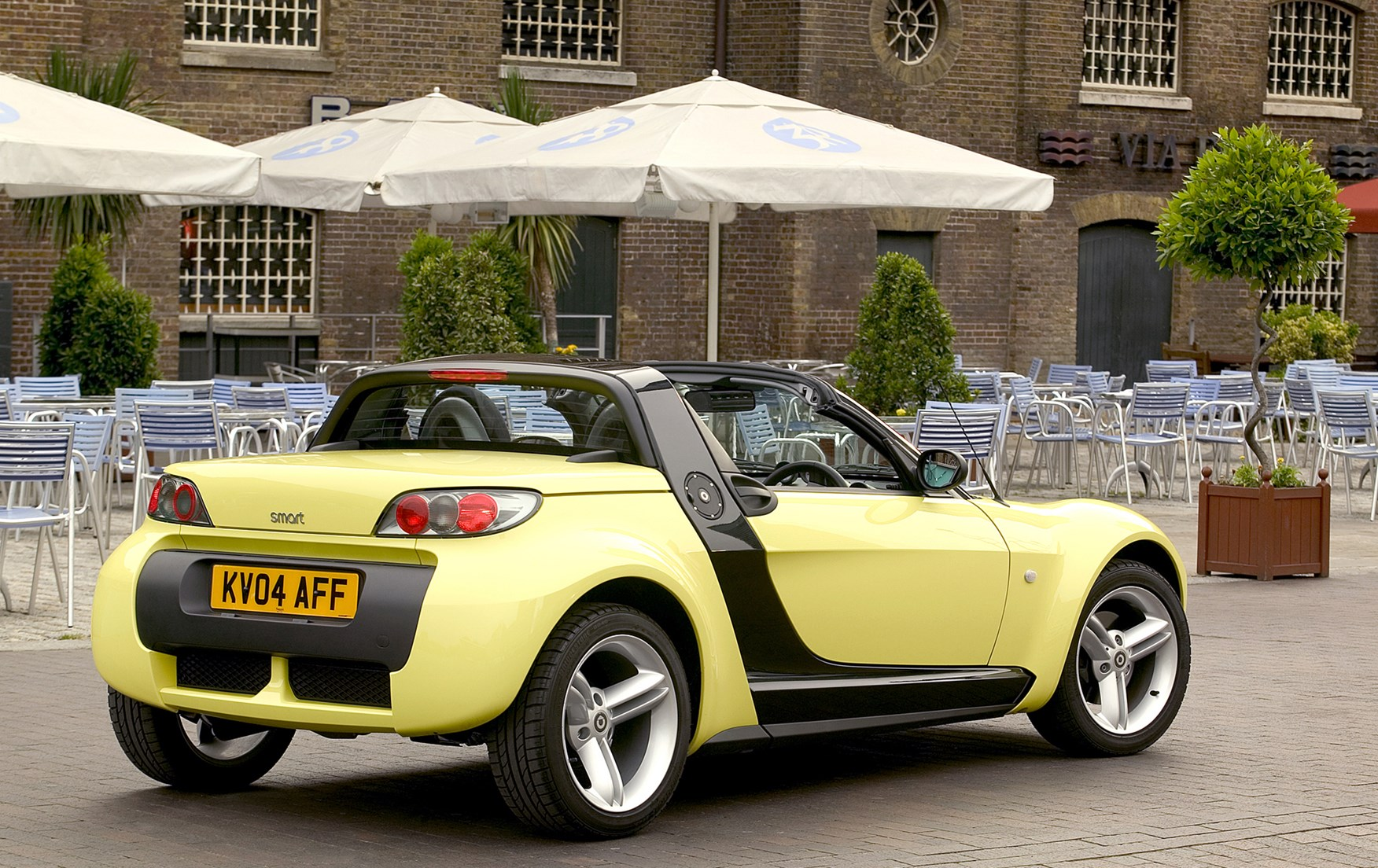 Smart Roadster Roadster Review (2003 - 2007) | Parkers