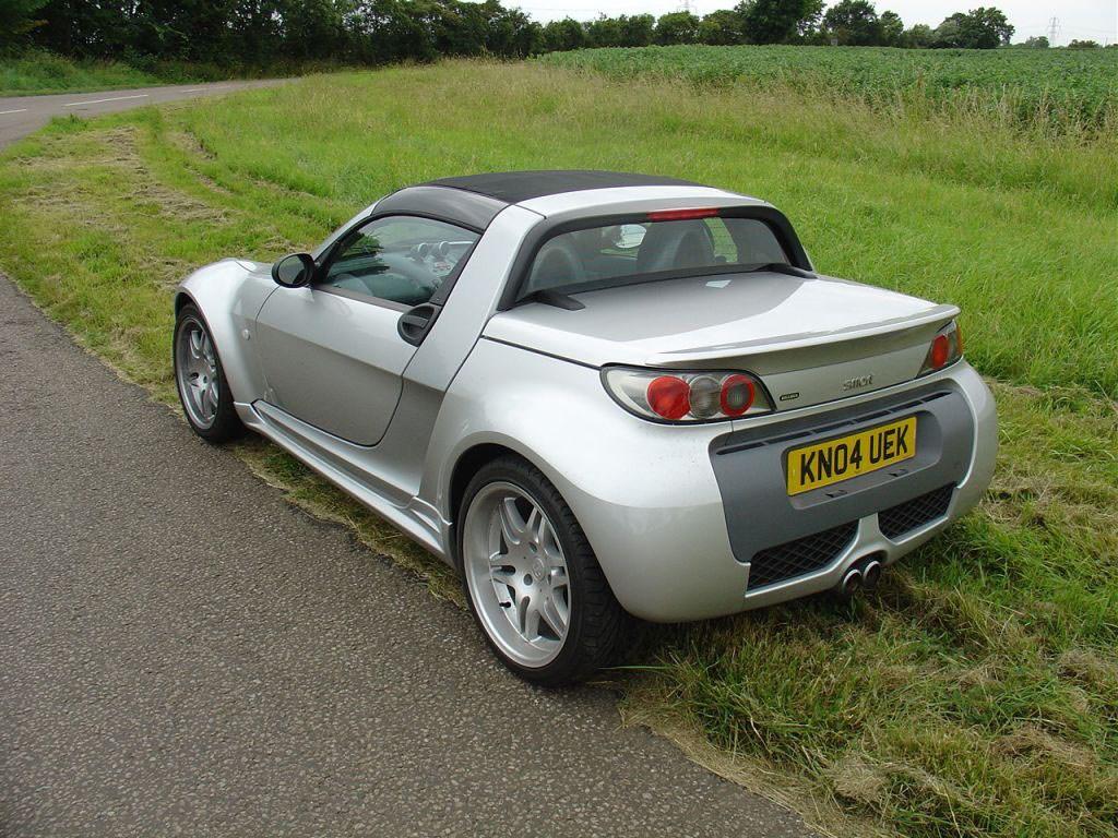 smart roadster roadster review 2003 2007 parkers. Black Bedroom Furniture Sets. Home Design Ideas