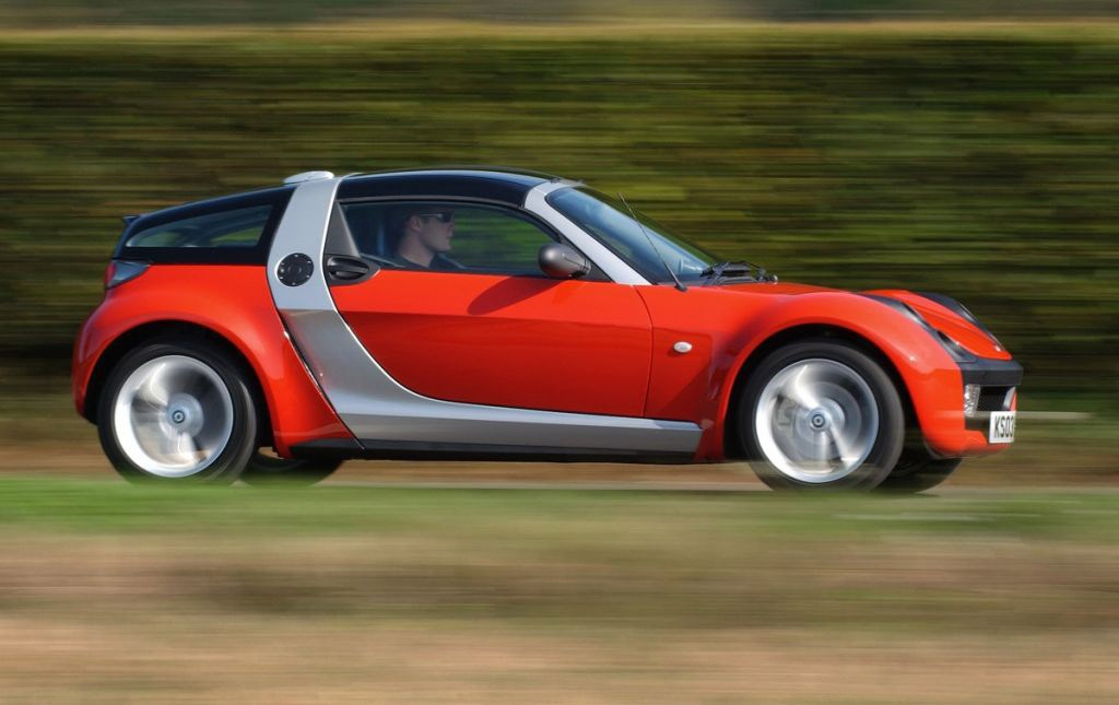 smart roadster coupe - photo #16