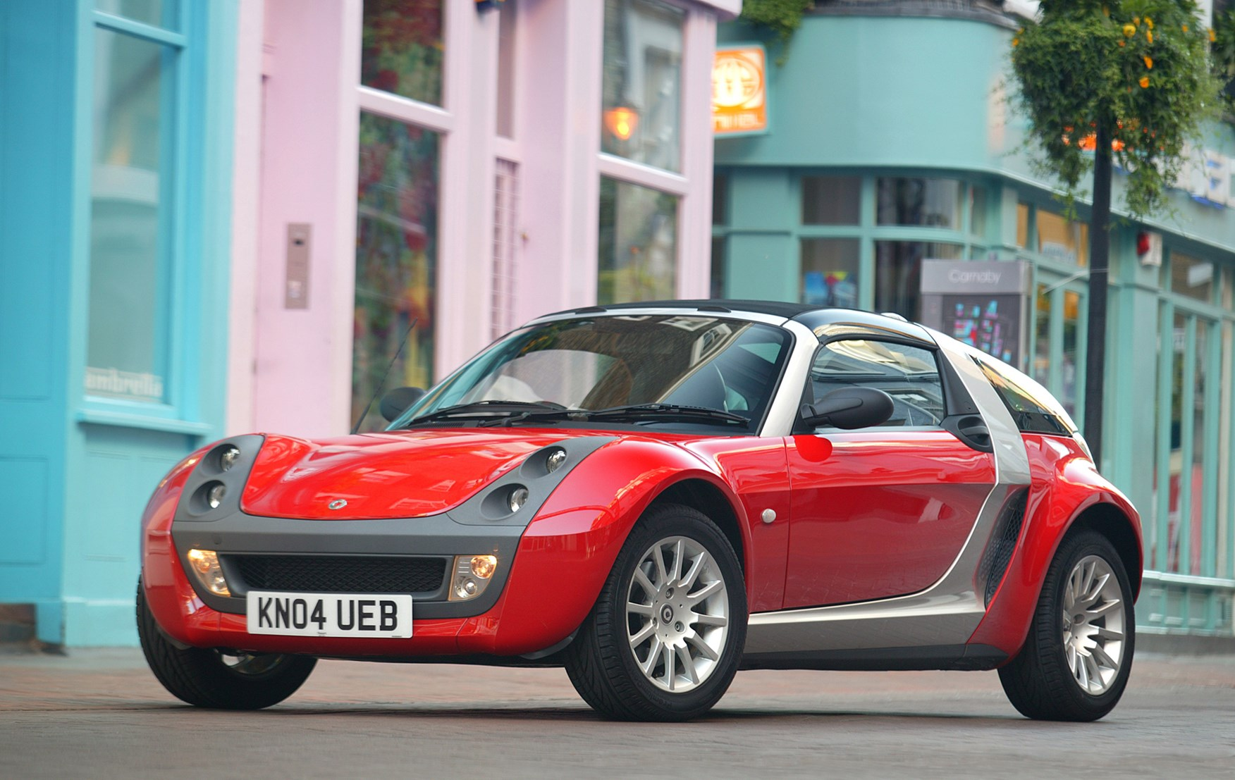 smart roadster coup review 2003 2007 parkers. Black Bedroom Furniture Sets. Home Design Ideas