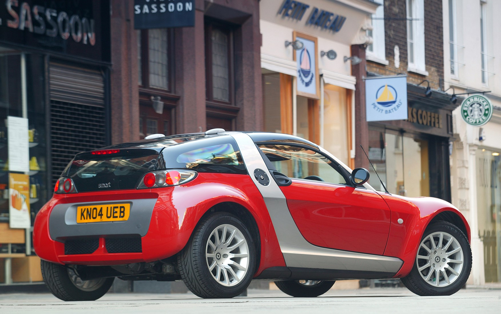 smart roadster coupe - photo #31