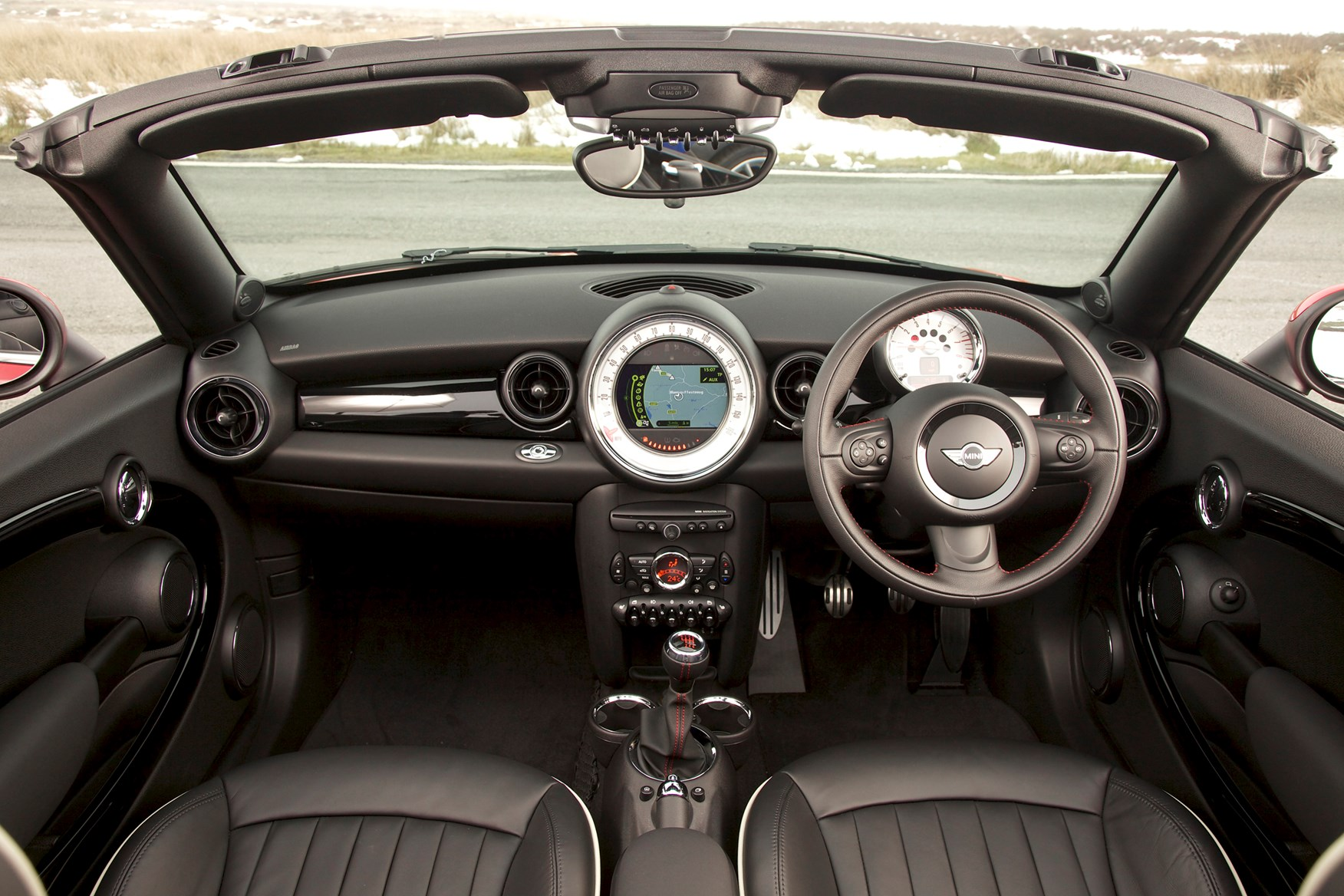 Mini Roadster Convertible 2012 2015 Features Equipment And