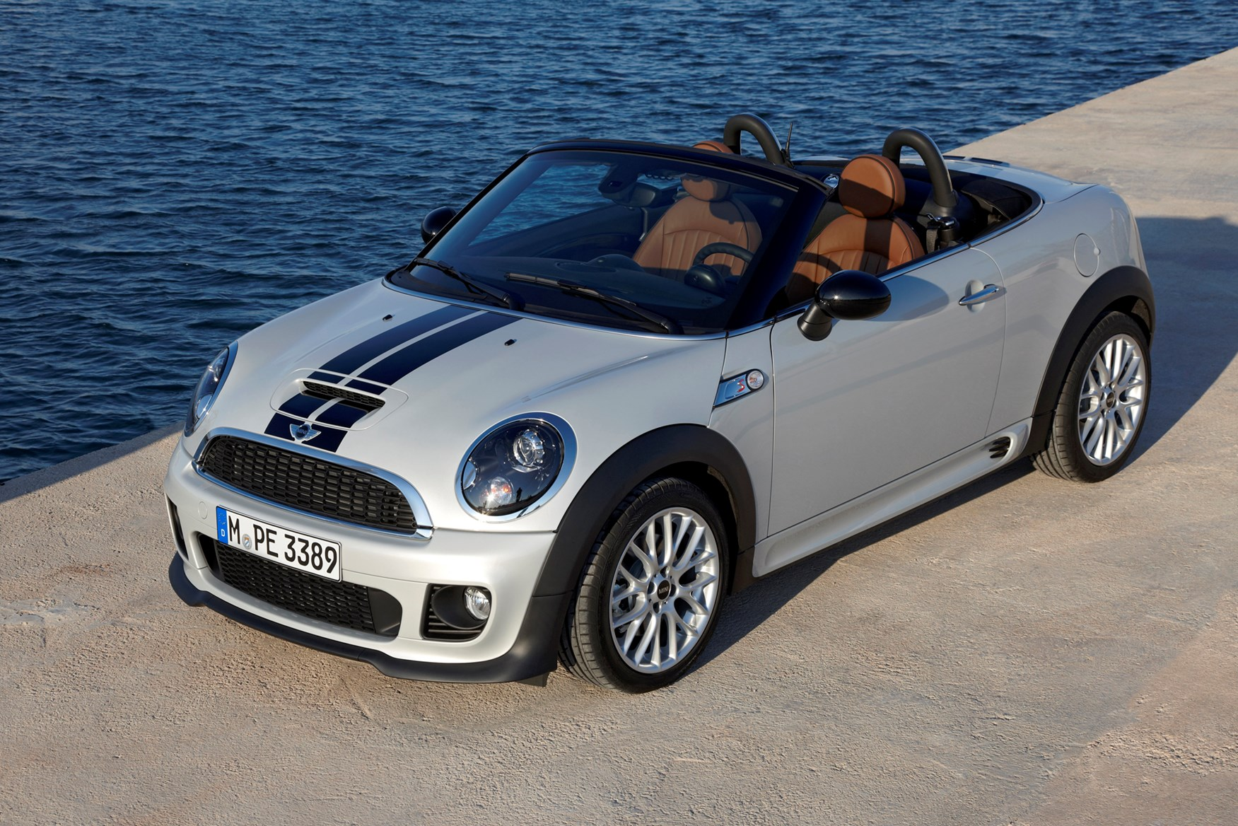 Mini Roadster Convertible 2017 Features Equipment And Accessories Parkers