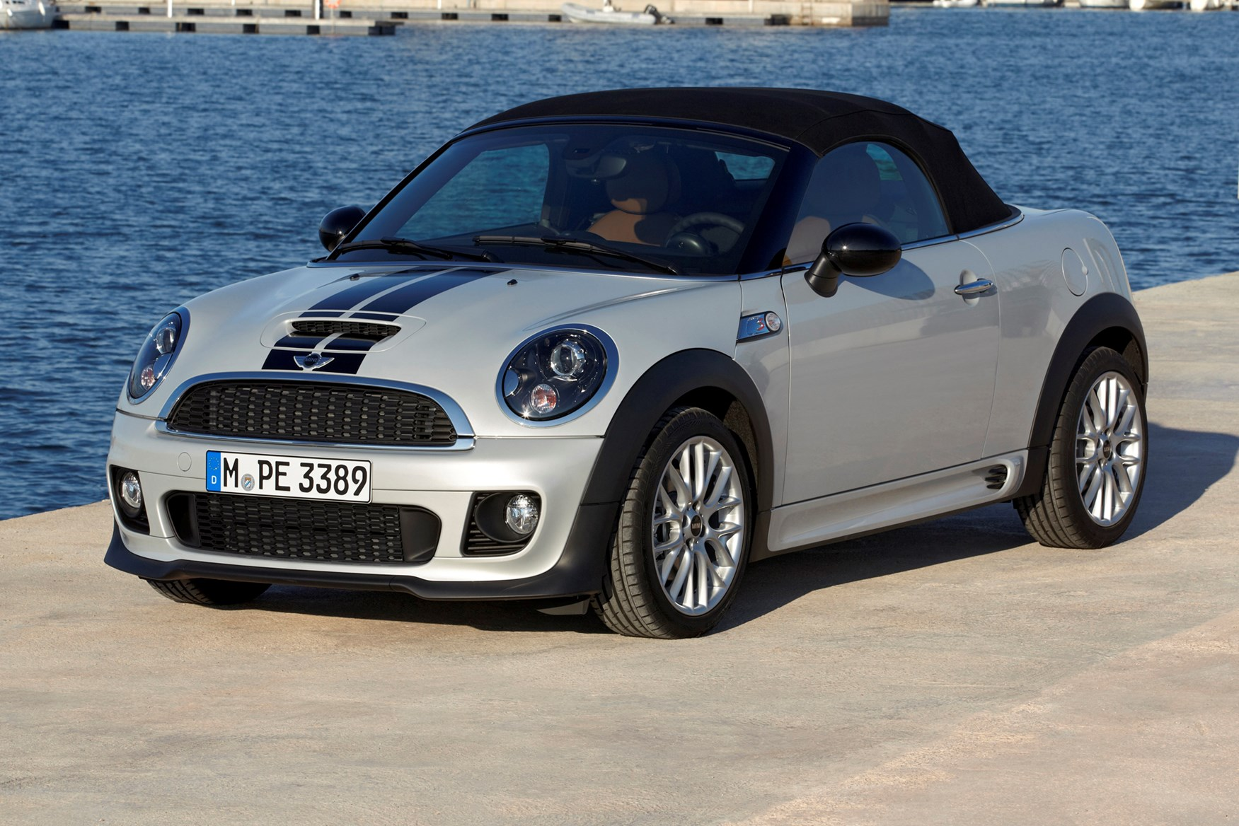 Used Mini Roadster Convertible 2012 2015 Mpg Parkers